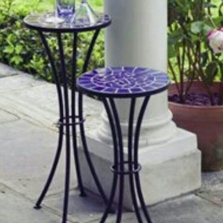 Accent Tables Tuscan Decorating IdeasThemes Pinterest