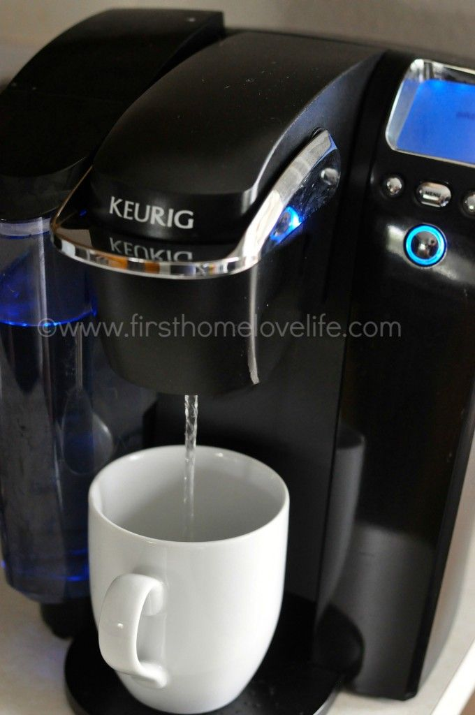 Keurig Coffee Maker Cleaning Tips : How to clean a Keurig Machine