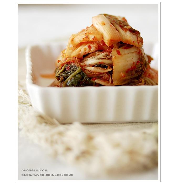 막김치 Mak Kimchi | Korean Food | Pinterest