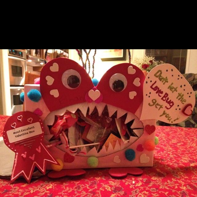 good valentines day box ideas