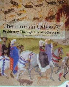 The Human Odyssey, Vol. 1: Prehistory Through the Middle Ages: K12 Inc
