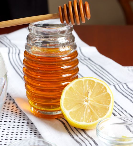 Honey Ginger Lemon Tea! | Drinks | Pinterest
