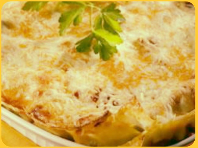 Vegetarian Four Cheese Lasagna!   Recipes   Pinterest