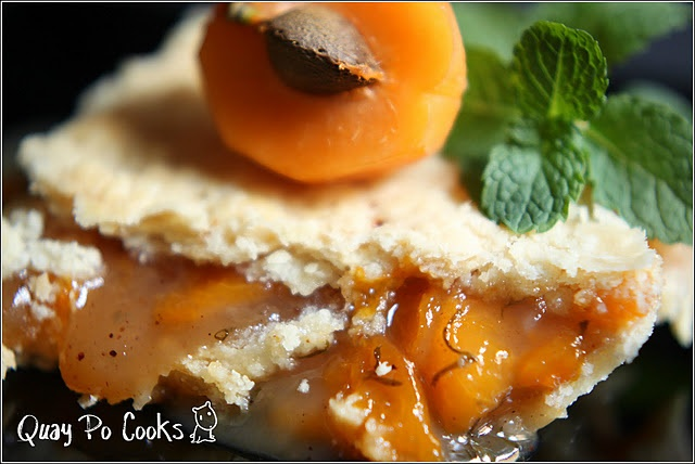 More like this: apricots , pies and beauty .