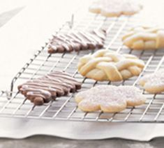 Chocolate Sugar Cookies with Royal Icing - Crisp cookies, good for ...