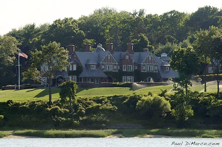Billy Joel S House Center Island