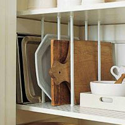 Cheap Kitchen Decor on Super Easy And Cheap Kitchen Storage Idea   Home Decor