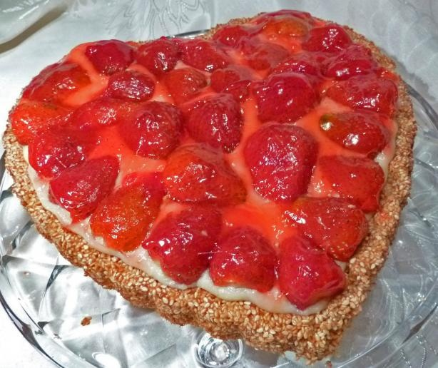 Strawberry Tart - Cuor Di Fragola | Recipe