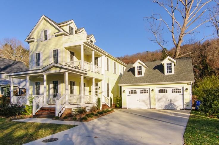 14 Wonderful Charleston Style House Architecture Plans