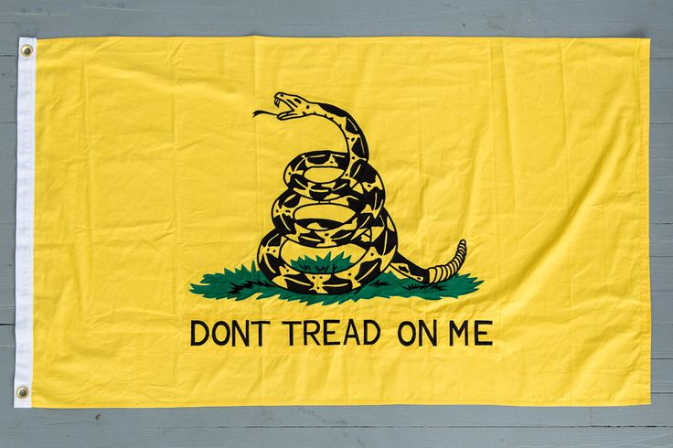 don t tread on me flag history