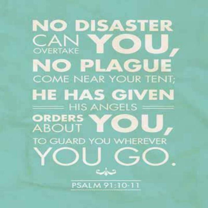 psalm 91 10 11 scripture to hide in my heart pinterest