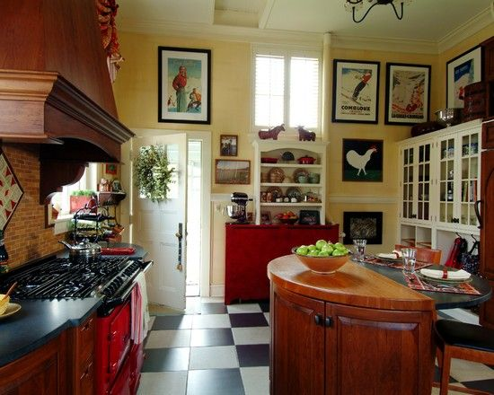 red country french kitchen new home pinterest