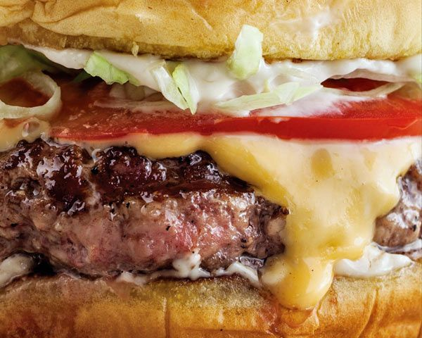 The Perfect Cheeseburger | Recipe