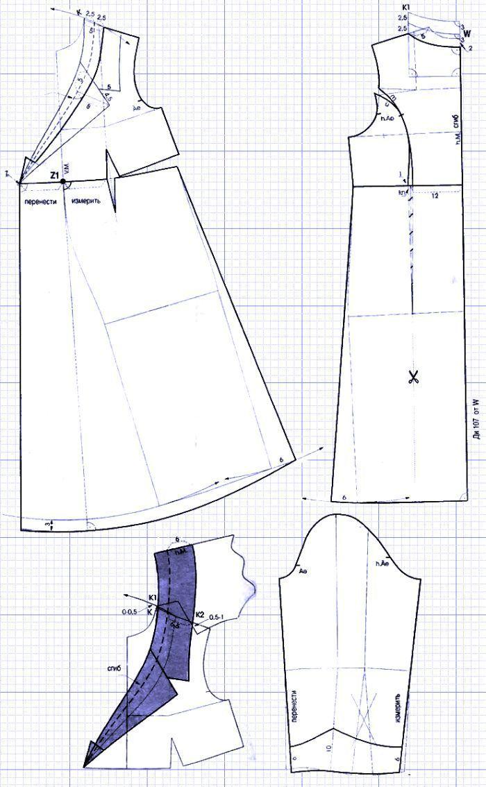 Одежда для беременны выкройки 39