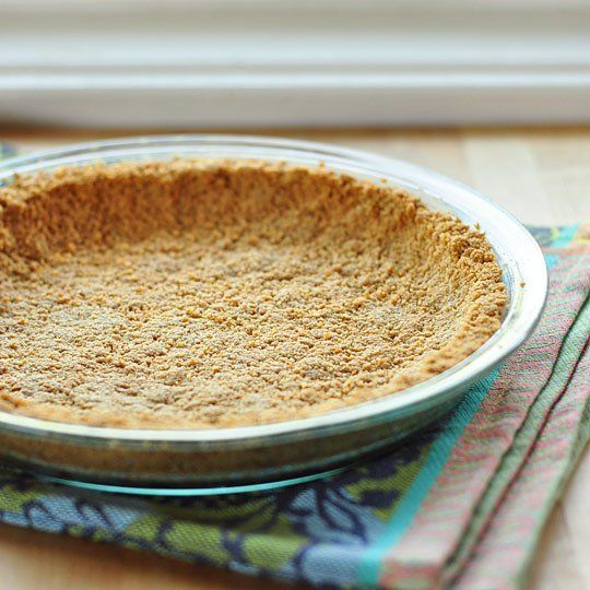 How to Make a Graham Cracker Crust | The Kitchn