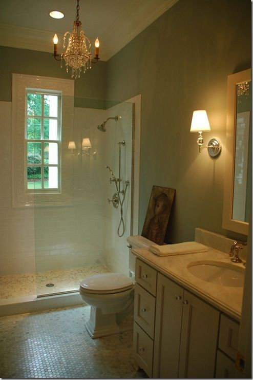 Guest Bathroom Idea For The Home Pinterest