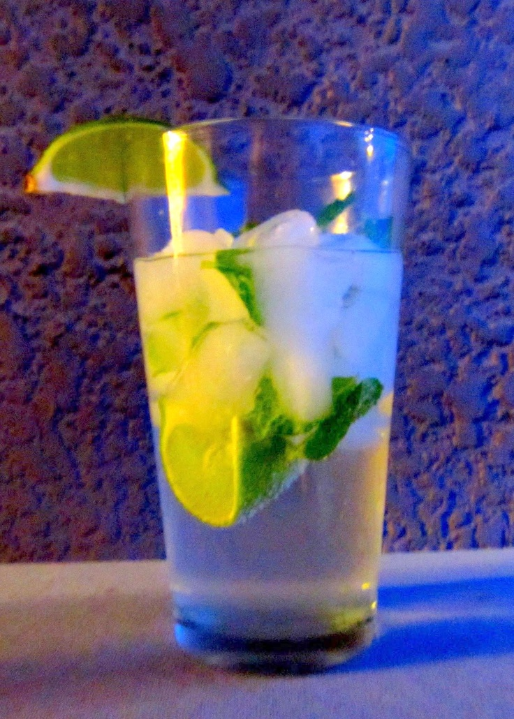 Israeli Juice (Lemon-Limeade With Fresh Mint) Recipes — Dishmaps