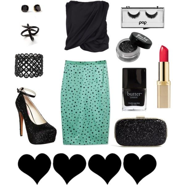 Dance till' dawn by glitter-bomb on polyvore
