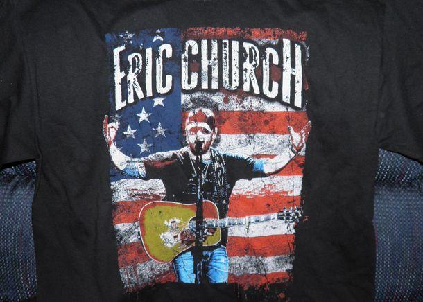 Country concert merchandise eric church t shirt http ryannspring