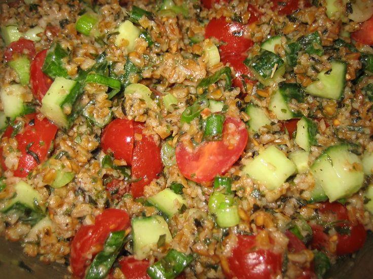 Tabbouleh Salad | Meals | Pinterest