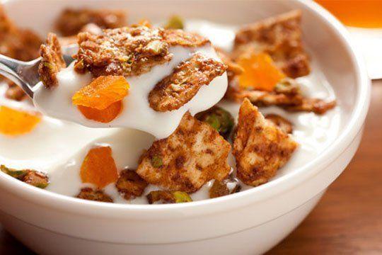 ... Dessert Idea: Matzo Granola with Apricots and Pistachios — C