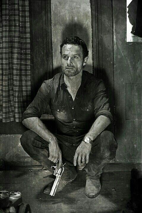 rick grimes andrew lincoln - photo #22