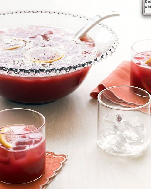 This big batch Holiday Citrus Punch is great for a big holiday get ...