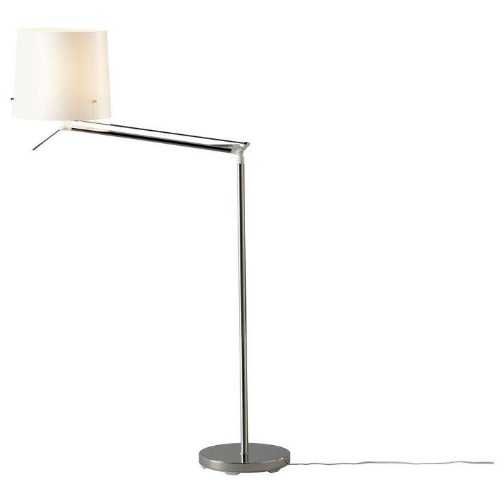 Ikea Wohnzimmer Hängeschrank ~ SAMTID Floor reading lamp  IKEA