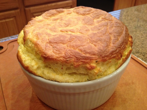 Cheese Souffle | and Savory | Pinterest