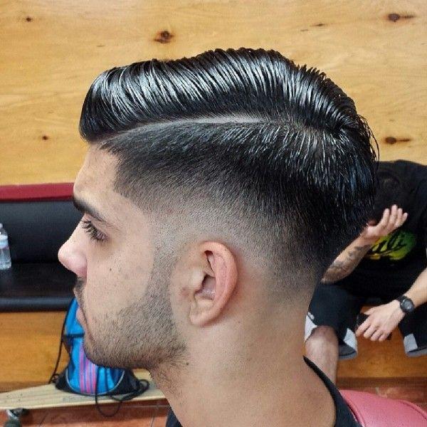 hard part Hairstyles Pinterest