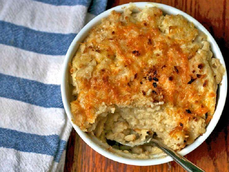 Cauliflower Macaroni and Cheese | Eat Better | Pinterest