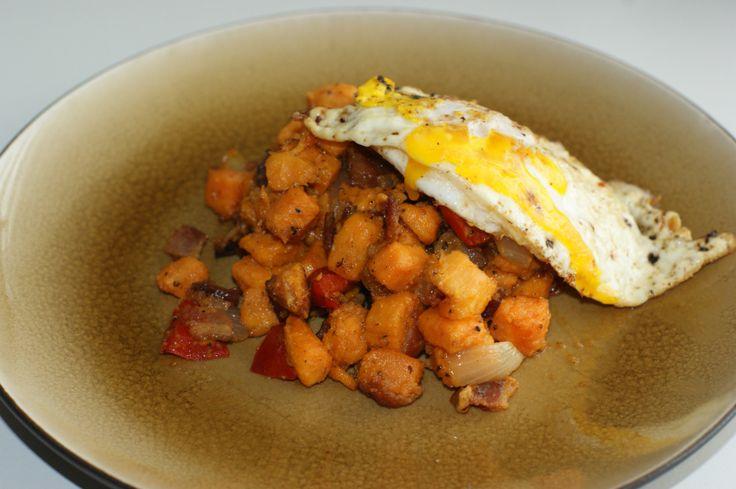 Sweet Potato Hash | paleo | Pinterest