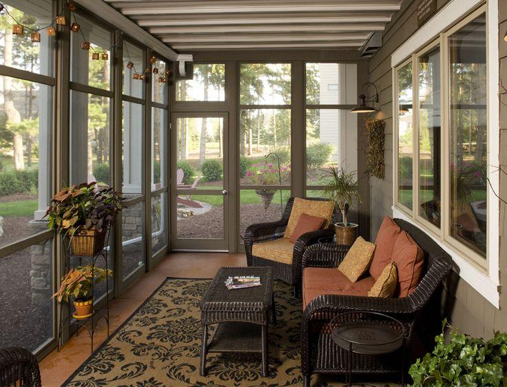 Porch Under Deck