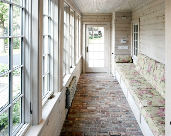 ... Knotty Pine With White Trim Design, Pictures, Remodel, Decor and Ideas