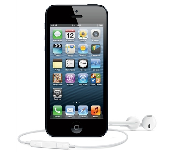 apple iphone 5 ups tracking