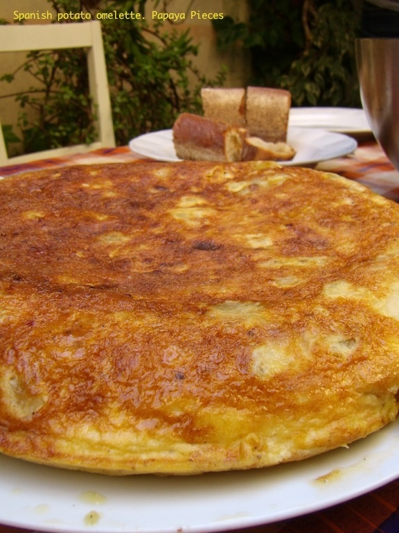 patatas spanish potato omelet revisited spanish potato omelette recipe ...