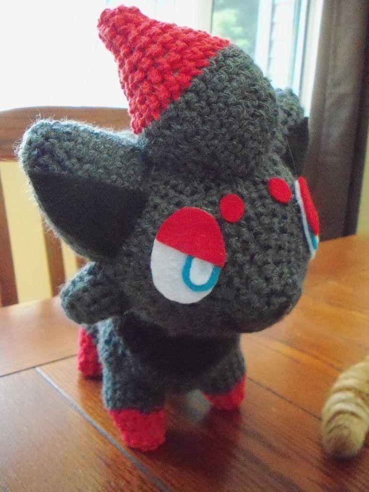 Crochet Pokemon : crochet pokemon Crocheted Pokemon Creations Pinterest