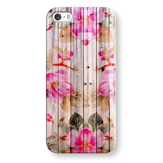 Shopping for an iphone case today, can you tell? ;) Pink Antique Spring Flora | Casetagram