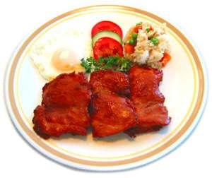style pork and rice tocino filipino style grilled cured pork recipes ...