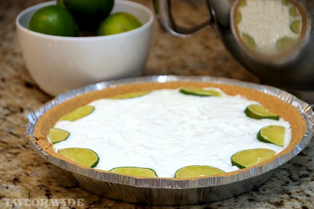 Margarita Pie | Food Ideas to Keep in Mind | Pinterest