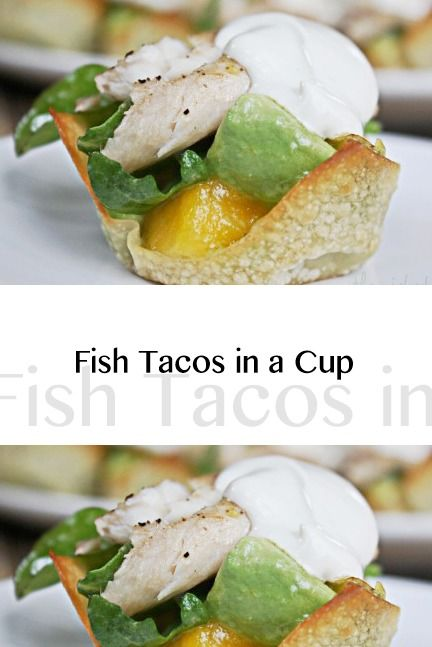Tacos In A Cup Recipe — Dishmaps