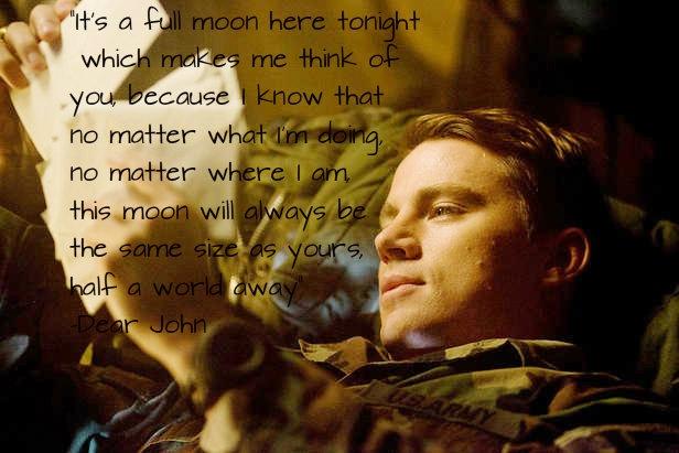 dear john quotes moon - photo #6