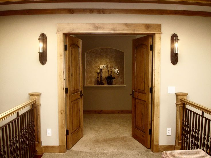 Master Bedroom Entrance Attic Pinterest