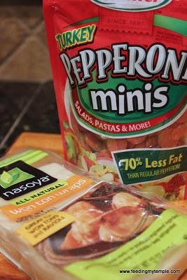 skinny pizza rolls | Dinner ideas! | Pinterest
