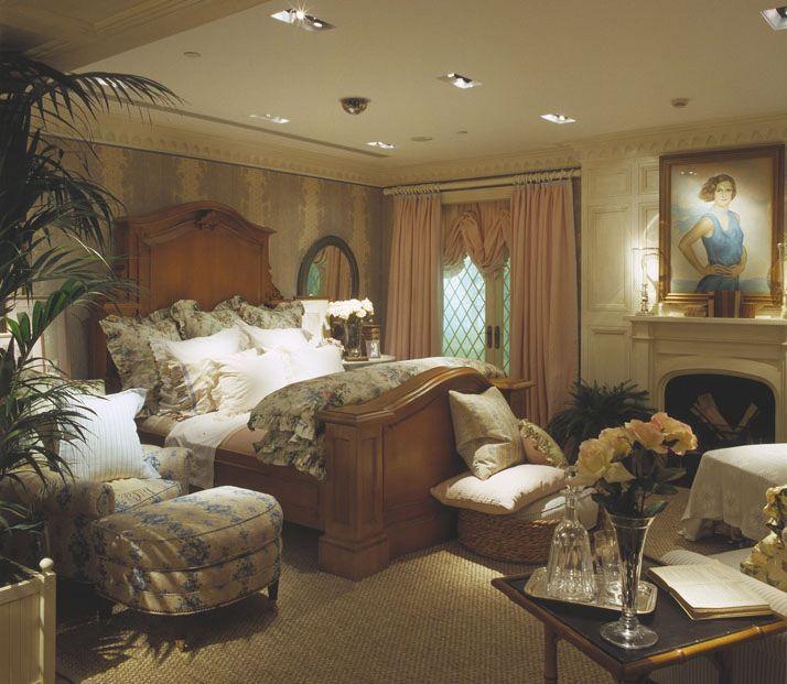 Ralph Lauren Bedrooms Pinterest