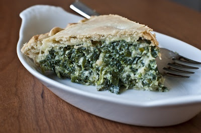Popeye Pie (aka Spinach Pie) | Recipes to try | Pinterest