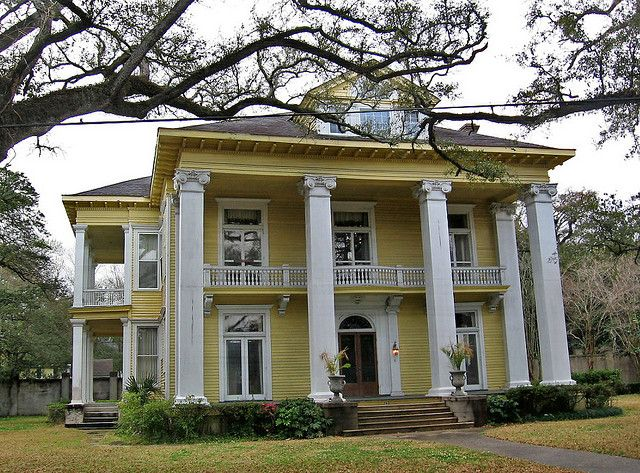 Historic House Mobile Southern And Love It Pinterest