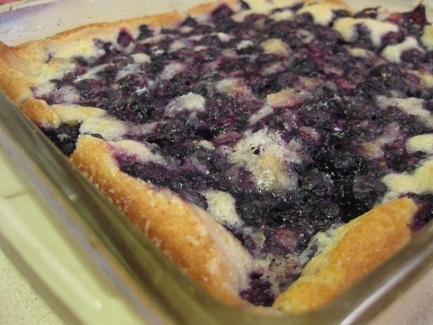 Fresh Blueberry Cobbler   Dessert & Baking   Pinterest