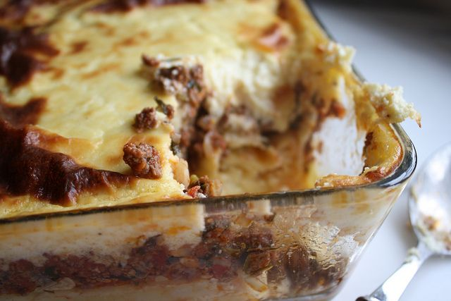 Pastitsio | PASTA & RICE ANY STYLE | Pinterest