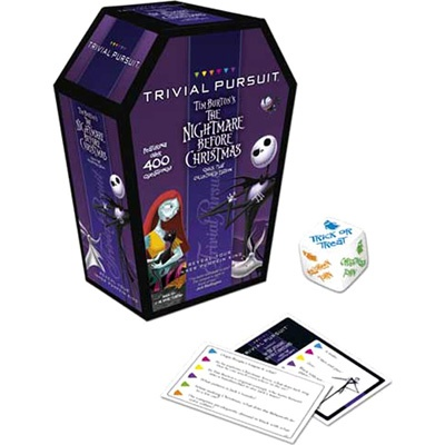 Nightmare Before Christmas Trivia Game | Jack&SallyNow&Forever